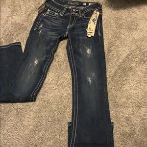 NWT Miss Me jeans size 26
